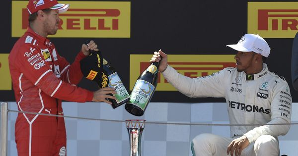 Formula One: The Vettel-Hamilton rivalry this year is shaping up to be one of the greatest
