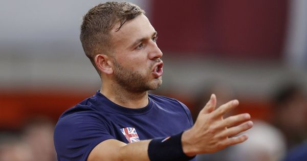 British tennis player Dan Evans denied first title since return from drugs ban