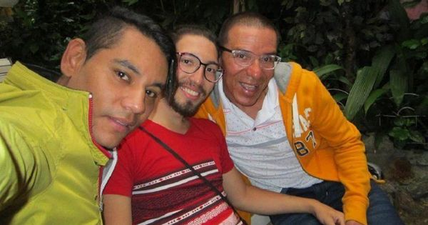 Watch: How three men in conservative Colombia married each other legally