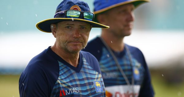 Graham Ford steps down as Sri Lanka coach after Champions Trophy exit