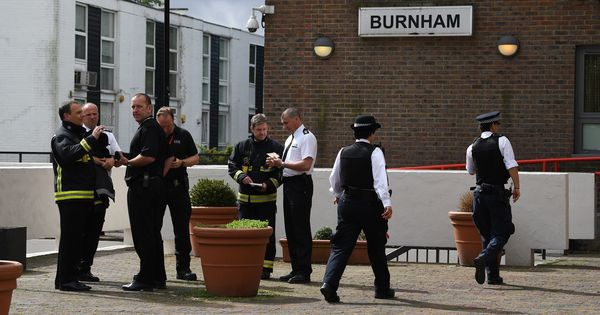 London: Hundreds of housing estate residents evacuated after local council warns of fire risk