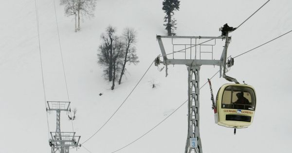 At least seven people killed as tree falls between cable car towers in Gulmarg
