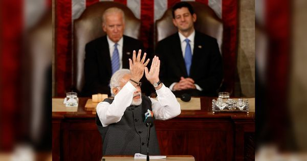 Narendra Modi calls Joe Biden, discusses coronavirus crisis, climate change, bilateral ties