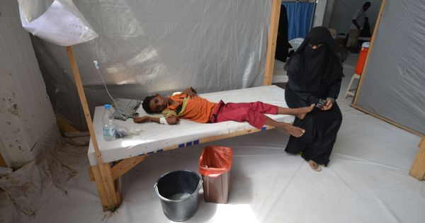 In the news: Inquiry into hospital deaths, world's worst cholera crisis in Yemen and more