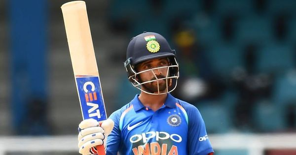 'I don't think about the future': Ajinkya Rahane isn't worried about being a stop-gap ODI opener
