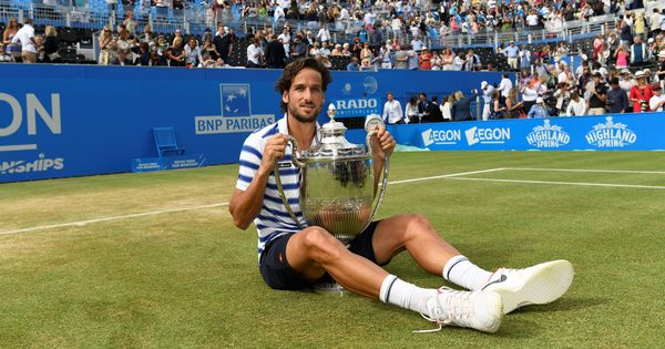 Feliciano Lopez beats Marin Cilic to win Queen's in thriller