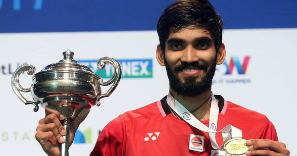 I was challenging myself, says Srikanth Kidambi after winning the Australian Open