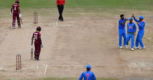 Another shambolic performance: West Indies slammed on Twitter for lack of fight against India