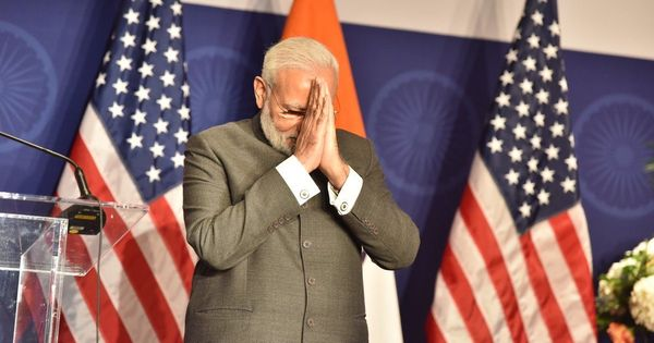 Watch: How PM Narendra Modi's 40-minute speech to NRIs in Washington DC rekindled their admiration