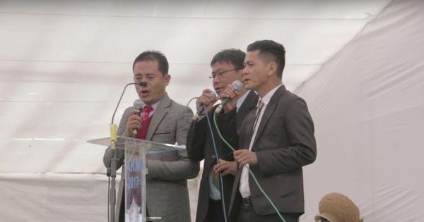 Watch: Nagaland's iconic gospel band Samaro celebrates 25 years of music with free concerts