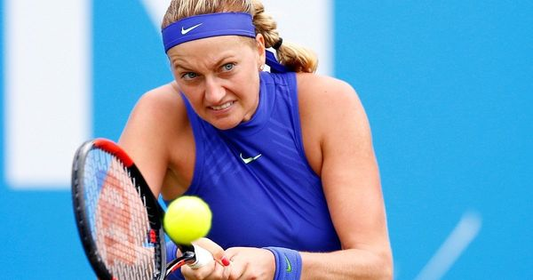 Petra Kvitova says she is healthy and ready to enjoy the season ahead of US Open
