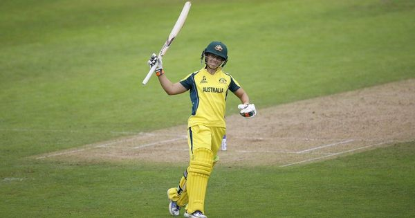 Women's World Cup: Nicole Bolton's unbeaten century helps Australia crush West Indies by 8 wickets