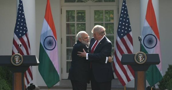 'Modi and I are world leaders in social media': Donald Trump after meeting Indian PM
