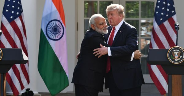 PM Modi gifts Donald Trump 1965 commemorative stamp, wooden chest from Hoshiarpur