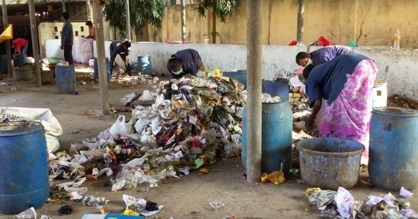 Watch: This neighbourhood in India's cleanest city sells 95% of its garbage