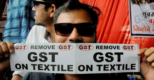 How GST is hurting small businesses in Surat's textile hub – and spurring a black economy