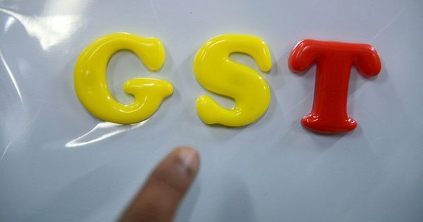 GST collection for October rose 6.6% since September, crossed Rs 1 lakh crore