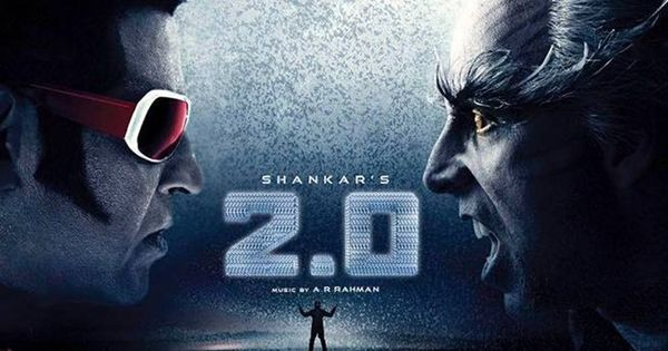 Rajinikanth's '2.0' gets a Hollywood launch from a hot air balloon