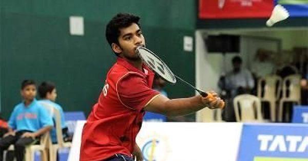 Siril Verma, Sri Krishna lose in pre-quarterfinals of Chinese Taipei Grand Prix Gold