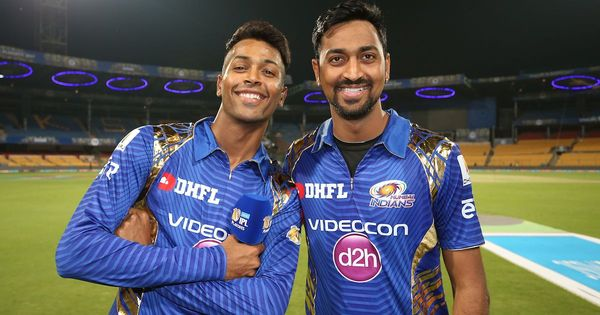 Dream is to play World Cup 2019 alongside Hardik, says Krunal Pandya