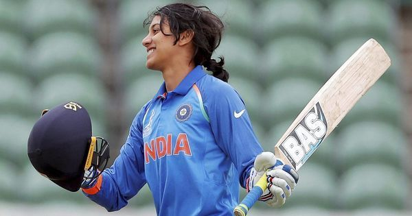 India's Smriti Mandhana marks England T20 league debut with quickfire 48