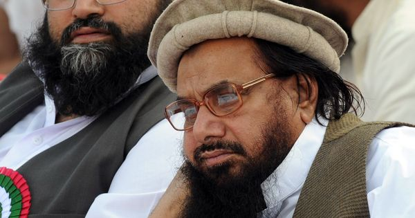 Hafiz Saeed vows to fight for Kashmir's independence after Pakistan court orders his release