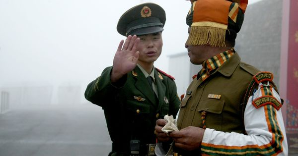 Sikkim row: China releases map to show where Indian troops allegedly crossed into its territory