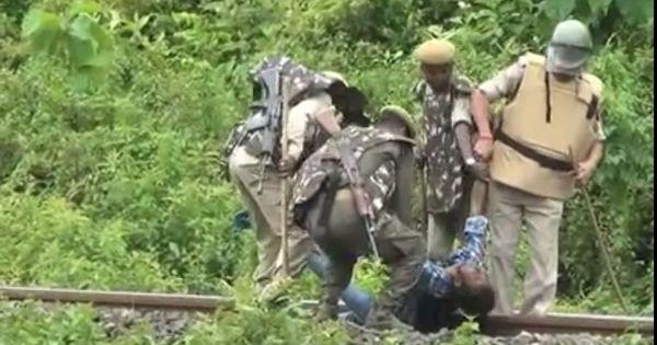 Muslim protestor dies in police firing in Assam's Goalpara, video shows policeman shot to kill