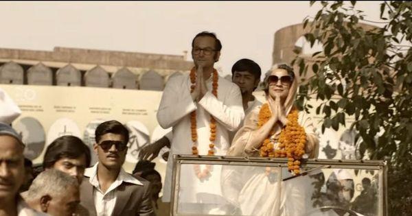 'My film is not political, it's a human story of the Emergency': Madhur Bhandarkar on 'Indu Sarkar'