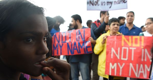 BJP MP Swapan Dasgupta's criticism of the 'Not In My Name' lynchings protests is pure propaganda