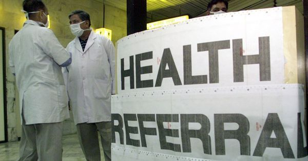 Patients pay a heavy price as India's doctors continue with the corrupt 'cut practice'