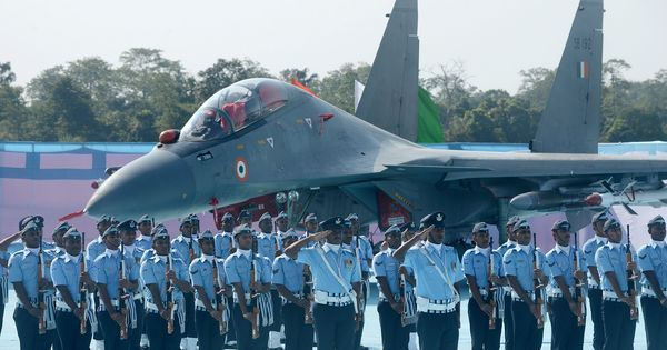 Two-and-a-half wars? The Indian Air Force doesn't have the squadron strength to fight even one