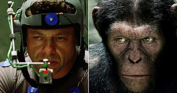 Who is Andy Serkis this time? See how the actor transforms himself in every movie