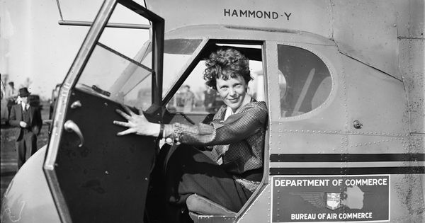 Watch: There is more to Amelia Earhart's story than just her mysterious disappearance