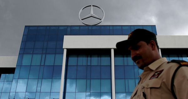 Mercedes-Benz India records best ever sales in June quarter, reports 18% growth from last year