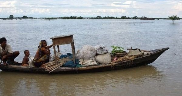 Can Assam's annual flood misery be blamed on government red-tape?