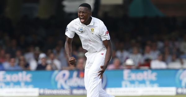 Rabada's ban a 'big loss for Test cricket', says stand-in South Africa captain Dean Elgar
