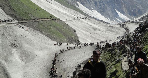 New curbs on Amarnath temple do not make it a silent zone or restrict rituals, NGT clarifies