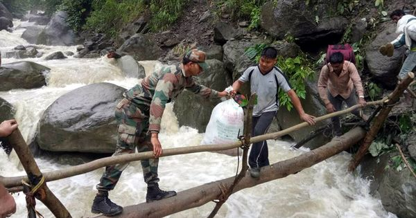 Centre gives Arunachal Pradesh Rs 51 crore for flood relief operations