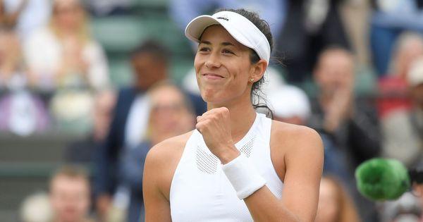 Wimbledon: Garbine Muguruza downs Svetlana Kuznetsova to move into the semi-finals