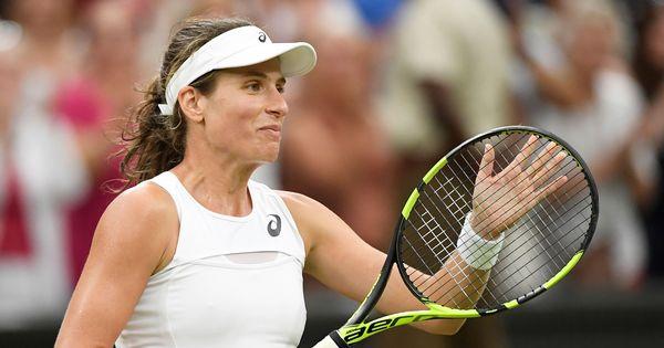 Wimbledon: Jo Konta beats Simona Halep, ends Britain's 39-year-old wait for British semi-finalist
