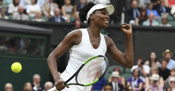 Wimbledon: History on the line as Venus Williams and Jo Konta battle it out in the semi-final
