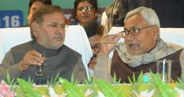 Bihar potboiler: As grand alliance teeters, Sharad Yadav too tilts away from Nitish Kumar and JD(U)
