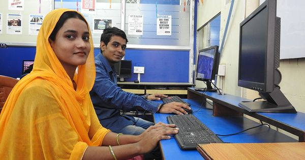 A new wave of tech talent is emerging, not from India's urban classrooms but its hinterland