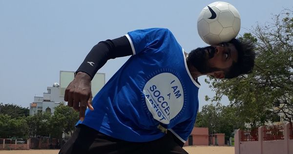 Two Guinness World Records within 90 days: Freestyler Pradeep Ramesh keen to do more