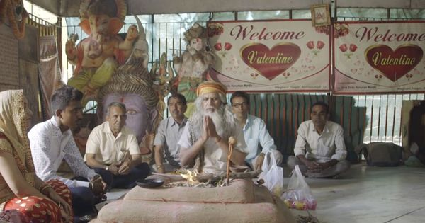 Video: Meet Hirabhai Juguji, a priest who doesn't shy away from conducting same-sex marriages