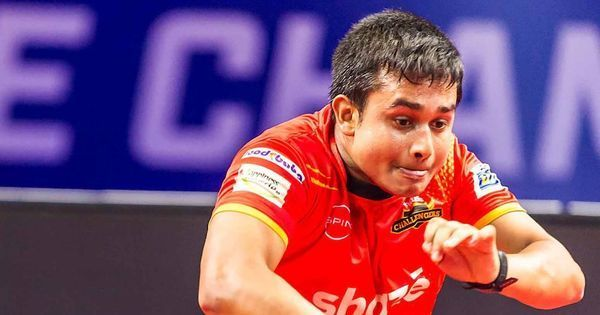 Soumyajit Ghosh dropped from India's Table Tennis squad for Commonwealth Games, suspended