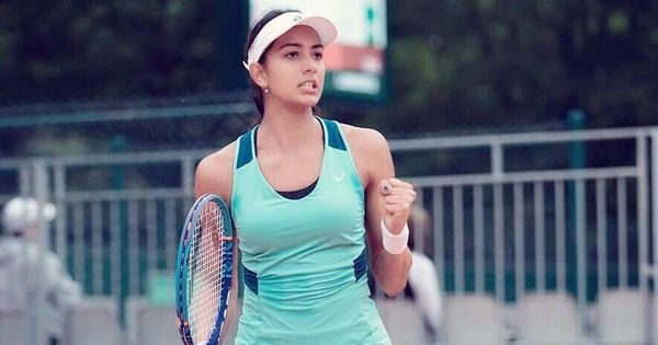 Mumbai Open: Karman Kaur Thandi geared up for the 'privilege of pressure' at her first WTA event
