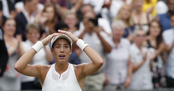 Wimbledon: Garbine Muguruza stuns Venus Williams in straight sets to win her second Major