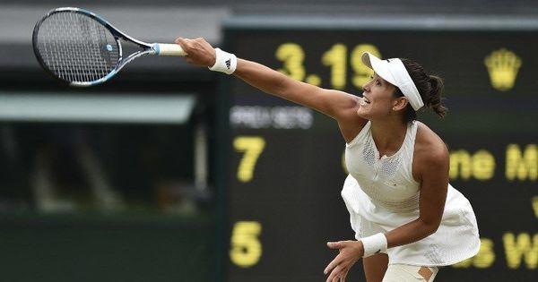 Garbine Muguruza beats Venus Williams to win her first Wimbledon